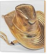 All Dressed Up Wood Print by Jo Ann Snover