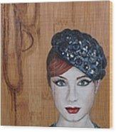 All That Girls Love 3 Wood Print