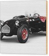 Allard J2x Vintage Sports Car Wood Print