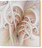 Allure Wood Print