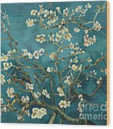 Almond Blossoms' Reproduction Wood Print