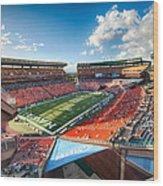 Aloha Stadium #2 Wood Print