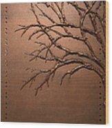 Alopecia Wood Print