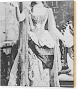 Alva Vanderbilt (1853-1933) Wood Print