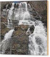 Amacoloa Falls Wood Print