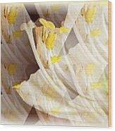 Amaryllis-6 Wood Print