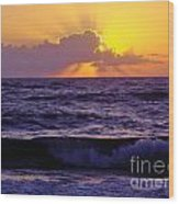 Amazing - Florida - Sunrise Wood Print