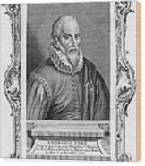 Ambroise Pare (1517?-1590) Wood Print