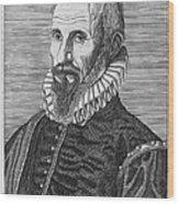 Ambrose Pare (1517?-1590) Wood Print