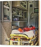 Ambulance - Trip Of A Lifetime  Wood Print