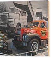America On Wheels Museum - 4 Wood Print