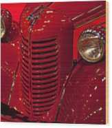 American Bantam Roaster Wood Print