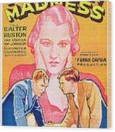 American Madness, Background, Kay Wood Print