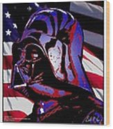 American Sith Wood Print