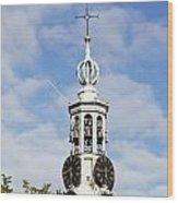 Amsterdam - Munttoren Wood Print