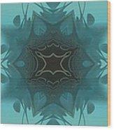 An Addictive Pattern Wood Print
