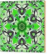 Anahata Conjunction Wood Print