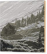Anamis Forks Colorado Wood Print
