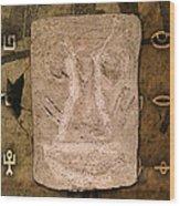 Ancient Artifact Wood Print