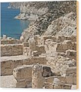 Ancient Curium 2 Wood Print