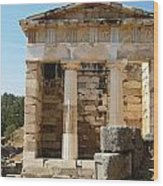 Ancient Delphi 6 Wood Print