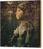 Ancient Egypt Wood Print