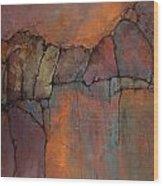Ancient Mysteries Wood Print