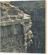 Ancient Path Wood Print