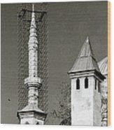 Ancient Turkey Wood Print