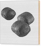 Ancit Fuel Briquettes Wood Print