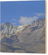 Andes Mountains 1 Wood Print