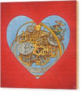 Andre Wood Print