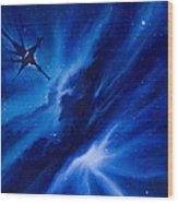 Andreas Nebula Wood Print