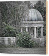 Andrew Jackson Home-garden Wood Print