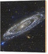 Andromeda Wood Print