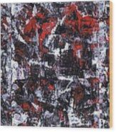 Aneurysm 1 - Triptych Wood Print