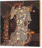 Angel And The Badman Homage 1947 Christmas Parade Coolidge Arizona 2001-2008 Wood Print