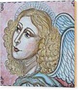 Angel De La Paz Wood Print