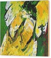 Angel Of Delight Wood Print
