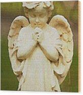Angel Of Mine Wood Print
