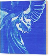 Angel Of The Horizon  Wood Print