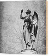 Angel Series 05 Wood Print