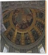Angelic View Wood Print