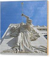Angels  2920 Wood Print