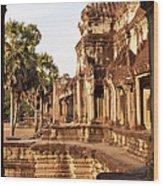 Angkor Wat 02 Wood Print