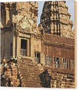 Angkor Wat 03 Wood Print