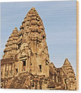 Angkor Wat 04 Wood Print