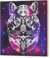Animal Head Print For Adult Anti Stress Wood Print