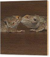 Animal Life Wood Print
