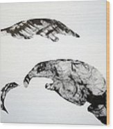 Animal World 121217-3 Wood Print